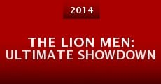 Película The Lion Men: Ultimate Showdown