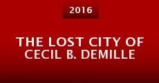 Película The Lost City of Cecil B. DeMille