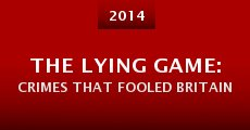 Película The Lying Game: Crimes That Fooled Britain