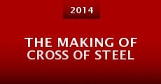 Película The Making of Cross of Steel