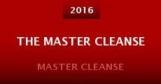 Película The Master Cleanse