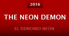 Película The Neon Demon