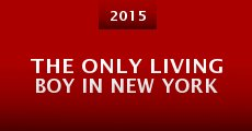 Película The Only Living Boy in New York