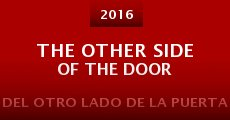 Película The Other Side of the Door