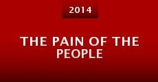 Película The Pain of the People