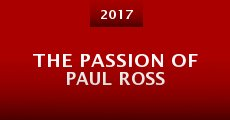 The Passion of Paul Ross (2015)