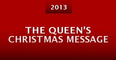 The Queen's Christmas Message (2013) stream