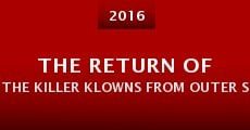 The Return of the Killer Klowns from Outer Space in 3D (2016) stream