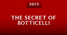 The Secret of Botticelli (2015) stream