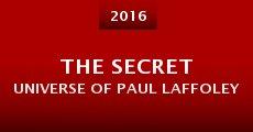 Película The Secret Universe of Paul Laffoley