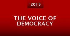 The Voice of Democracy (2015) stream