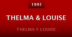 Película Thelma & Louise