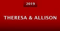 Theresa & Allison (2016)