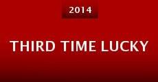 Third Time Lucky (2014) stream