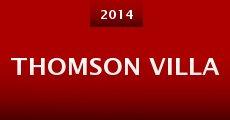 Película Thomson Villa