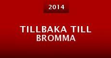 Película Tillbaka till Bromma