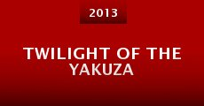 Película Twilight of the Yakuza