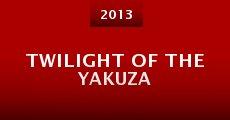 Twilight of the Yakuza (2013) stream