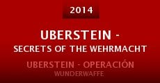 Película Uberstein - Secrets of the Wehrmacht