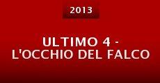 Ultimo 4 - L'occhio del falco (2013) stream
