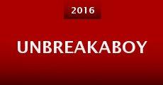 Película Unbreakaboy