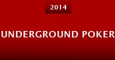 Película Underground Poker