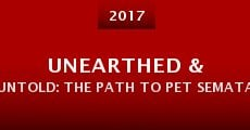 Unearthed & Untold: The Path to Pet Sematary (2015) stream