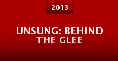 Unsung: Behind the Glee (2013) stream
