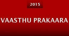 Vaasthu Prakaara (2015)