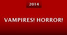 Película Vampires! Horror!