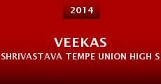 Película Veekas Shrivastava Tempe Union High School District