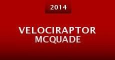 Velociraptor McQuade (2014)