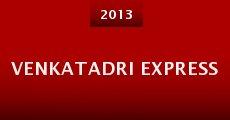 Película Venkatadri Express