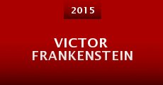 Película Victor Frankenstein