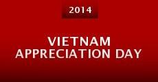 Vietnam Appreciation Day (2014) stream