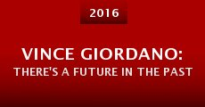 Película Vince Giordano: There's a Future in the Past