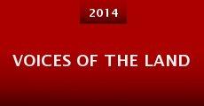 Película Voices of the Land