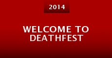 Película Welcome to Deathfest