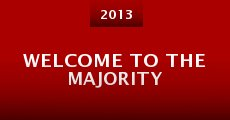 Película Welcome to the Majority