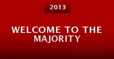 Welcome to the Majority (2013) stream