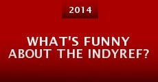 What's Funny About the Indyref? (2014) stream