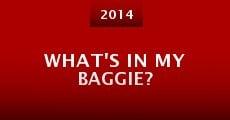 Película What's in My Baggie?