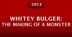 Película Whitey Bulger: The Making of a Monster