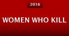 Women Who Kill (2015) stream