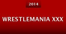 Película WrestleMania XXX