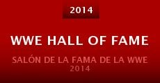 WWE Hall of Fame (2014) stream