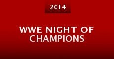 Película WWE Night of Champions
