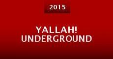 Película Yallah! Underground
