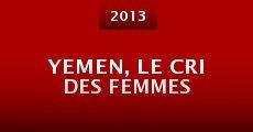 Película Yemen, le cri des femmes