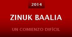 Película Zinuk BaAlia